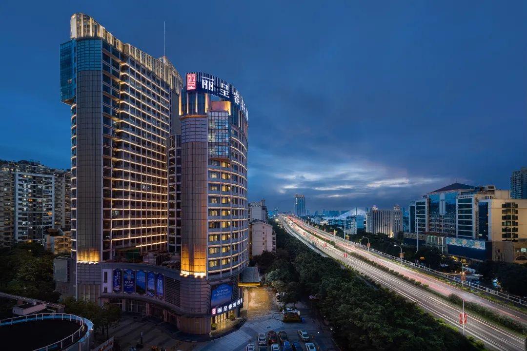 丽呈酒店集团与小帅科技合作首店开业
