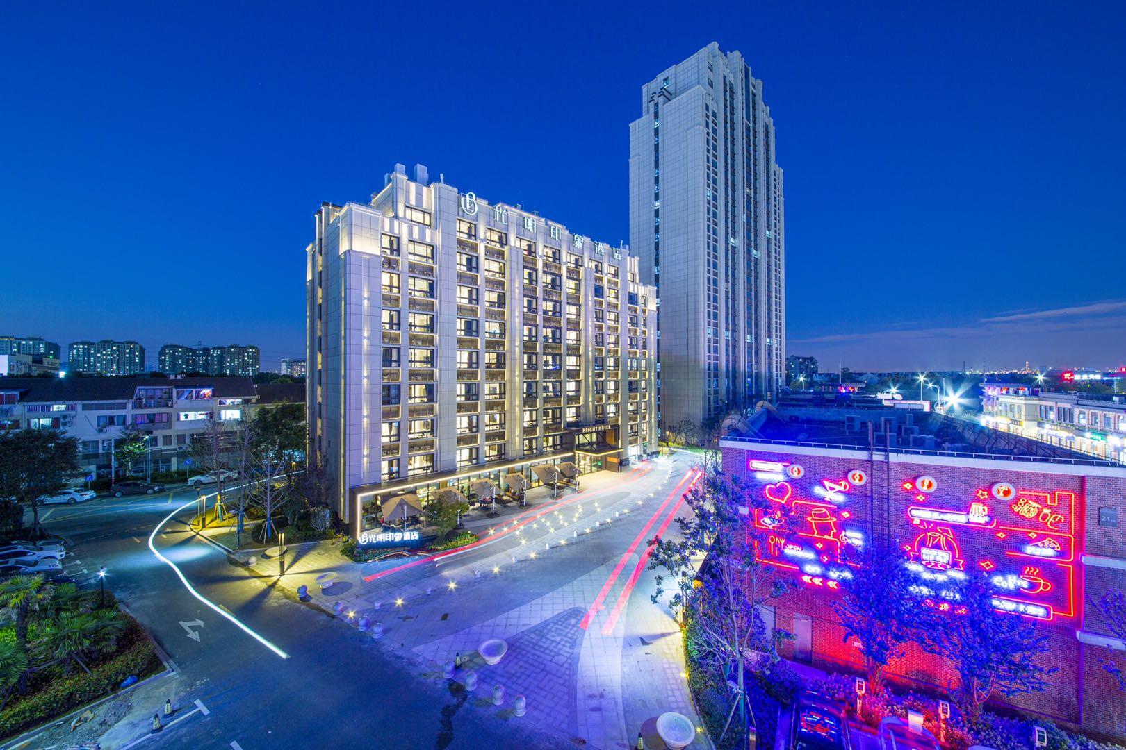 上海光明印象酒店丨复古轻奢,唤醒心底的光明印象